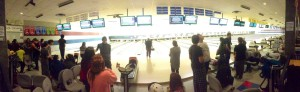 GCHS Students Bowling