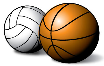 Basketball-Volleyball